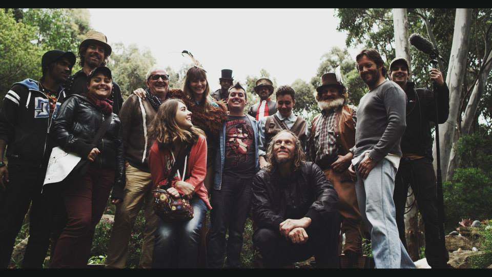 Cold Fusion Movie Team Pic