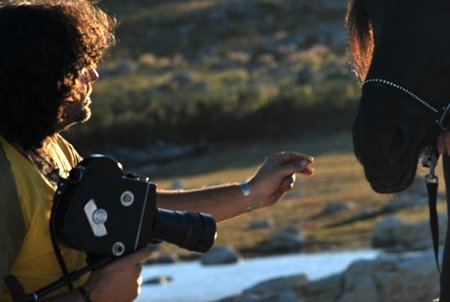 Shooting 16mm, Roller Coaster Music Video JMB