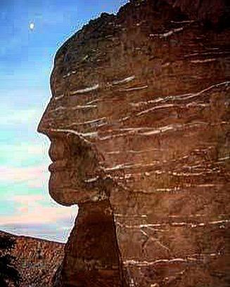 Inca Head, San Pedro De Atacama.