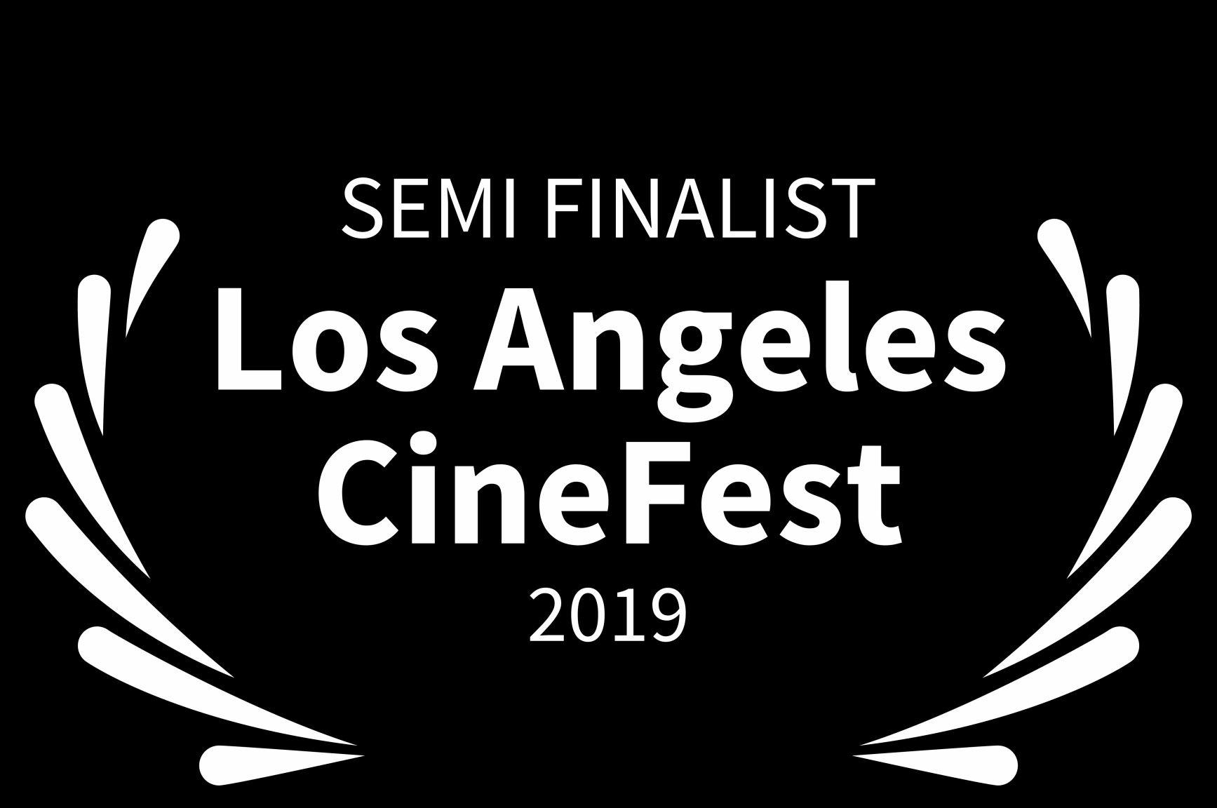 LA CineFest Semi finalist