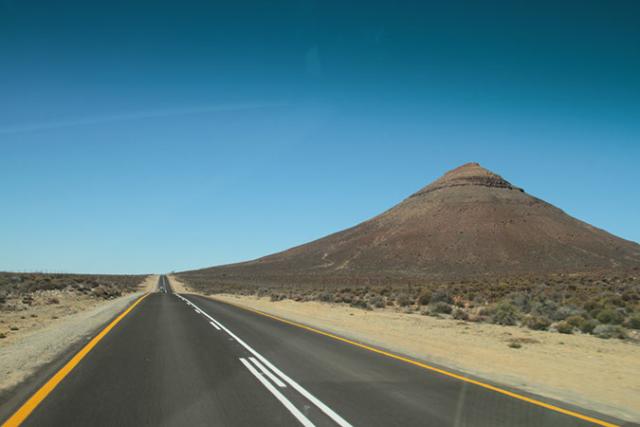 Landscape, Namaqualand.